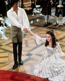 Richard Chamberlain & Gemma Craven in The Slipper and the Rose Poster and Photo