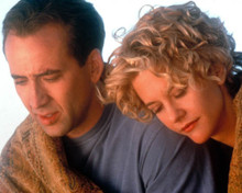 Nicolas Cage & Meg Ryan in City of Angels Poster and Photo