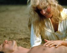Bo Derek & Miles O'Keeffe in Tarzan the Ape Man (1981) Poster and Photo