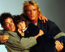 Nick Nolte & Martin Short in Three Fugitives Poster and Photo