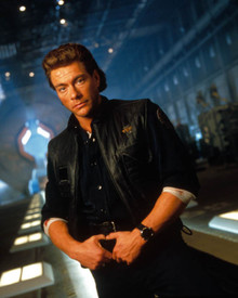 Jean-Claude Van Damme in Timecop Poster and Photo