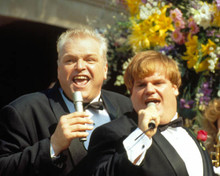 Chris Farley & Brian Dennehy in Tommy Boy Poster and Photo