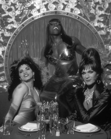 Patrick Swayze & Wesley Snipes in To Wong Foo, Thanks for Everythinig, Julie Newmar Poster and Photo