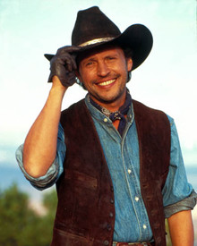 Billy Crystal in City Slickers Poster and Photo