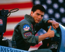 Tom Cruise in Top Gun Poster and Photo