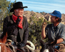 Billy Crystal & Jack Palance in City Slickers Poster and Photo