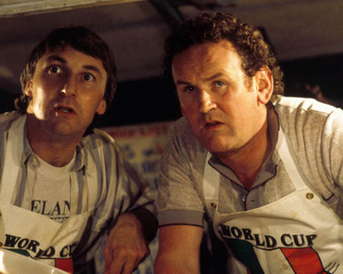 Colm Meaney & Donal O'Kelly in The Van Poster and Photo