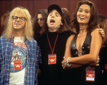 Mike Myers & Dana Carvey in Wayne's World 2 Poster and Photo