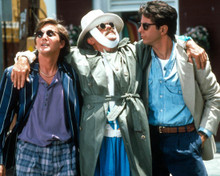 Terry Kiser & Andrew McCarthy in Weekend at Bernies II Poster and Photo