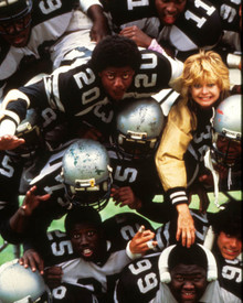 Goldie Hawn in Wildcats Poster and Photo