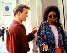Patrick Swayze & Whoopi Goldberg in Ghost Poster and Photo
