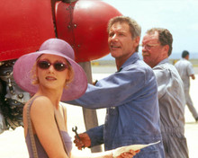 Harrison Ford & Anne Heche Photograph and Poster - 1017819 Poster and Photo