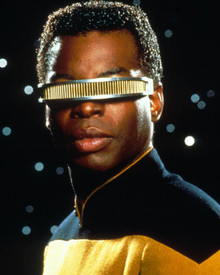 LeVar Burton in Star Trek : Generations Poster and Photo