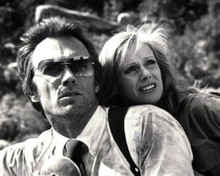 Clint Eastwood & Sondra Locke in The Gauntlet Poster and Photo