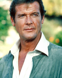 Roger Moore in For Your Eyes Only Poster and Photo