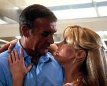 Sean Connery & Kim Basinger in Never Say Never Again Poster and Photo
