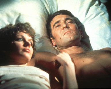 George Lazenby in On Her Majesty's Secret Service Poster and Photo