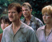 William H. Macy & Sam Neill in Jurassic Park III Poster and Photo