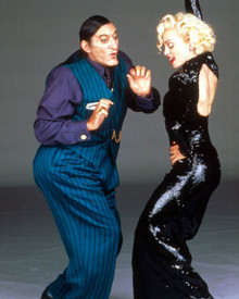Madonna & Al Pacino in Dick Tracy Poster and Photo