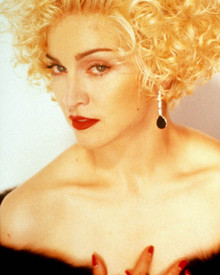 Madonna in Dick Tracy Poster and Photo