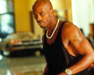 DMX in Exit Wounds Poster and Photo
