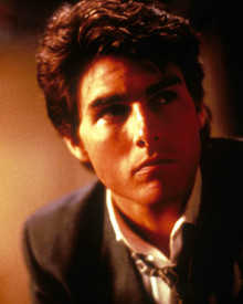 Tom Cruise in Rain Man Poster and Photo
