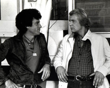 David Soul & Paul Michael Glaser in Starsky and Hutch aka Starsky & Hutch Poster and Photo