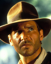 Harrison Ford in Raiders of the Lost Ark Poster and Photo