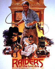 Poster of Raiders of the Lost Ark Poster and Photo
