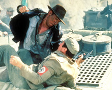 Harrison Ford in Indiana Jones and the Last Crusade Poster and Photo