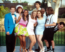 Cast in Clueless Poster and Photo