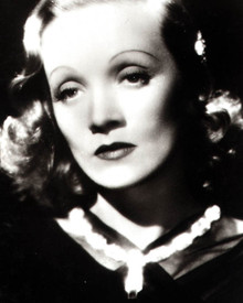 Marlene Dietrich Poster and Photo