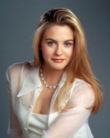 Alicia Silverstone in Clueless Poster and Photo