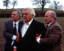 Bob Hoskins & Tom Courtenay in Last Orders Poster and Photo
