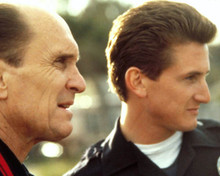 Robert Duvall & Sean Penn in Colors Poster and Photo