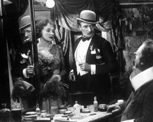 Marlene Dietrich in The Blue Angel aka Der Blaue Engel (1930) Poster and Photo
