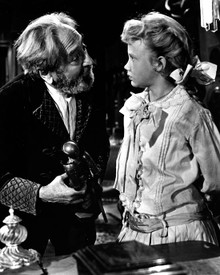 Hayley Mills & Adolphe Menjou in Pollyanna Poster and Photo