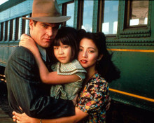 Dennis Quaid & Tamlyn Tomita in Come See the Paradise Poster and Photo