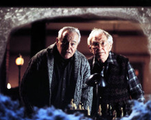 Jack Lemmon & Burgess Meredith in Grumpy Old Men Poster and Photo