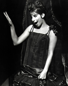 Barbra Streisand in Funny Girl Poster and Photo