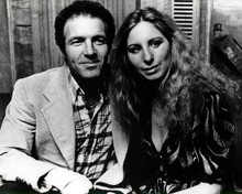 Barbra Streisand & James Caan in Funny Lady Poster and Photo