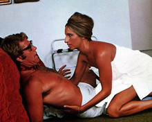 Barbra Streisand & Ryan O'Neal in What's Up, Doc? Poster and Photo