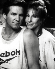 Jeff Bridges & Barbra Streisand in The Mirror has Two Faces Poster and Photo