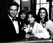 Jeff Bridges & Brenda Vaccaro in The Mirror has Two Faces Poster and Photo