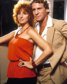 Barbra Streisand & Ryan O'Neal in The Main Event Poster and Photo