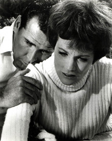 Julie Andrews & James Garner in The Americanization of Emily Poster and Photo