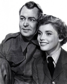 Alan Ladd & Susan Stephen Photograph and Poster - 1022015 Poster and Photo