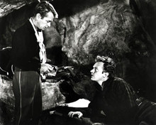 Alan Ladd & Arthur Kennedy in Red Mountain Poster and Photo