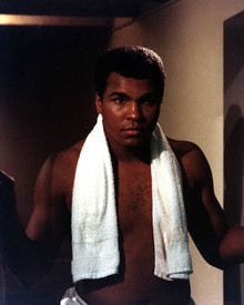Muhammad Ali in The Greatest (1977) Poster and Photo