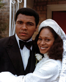 Muhammad Ali & Annayitte Chase in The Greatest (1977) Poster and Photo